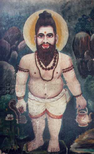 Maha Yogi Sri Agastiyar