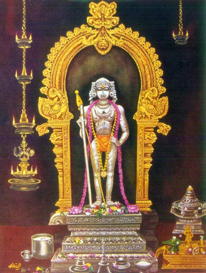 Palani Dandayudhapani Swami [28 kb]