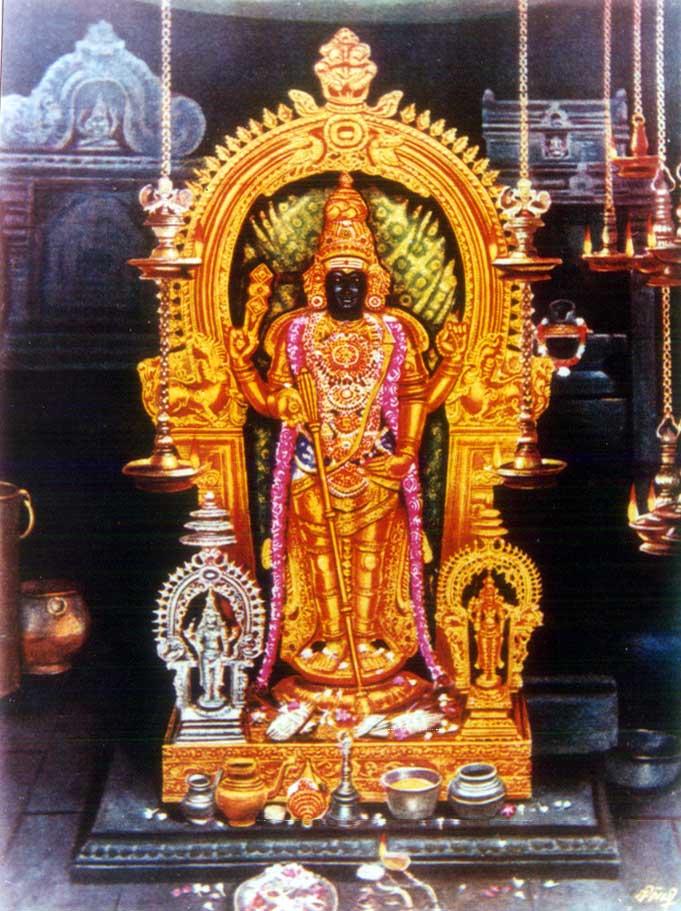 Tiruchendur Bala Subrahmanya Swami [33 kb]