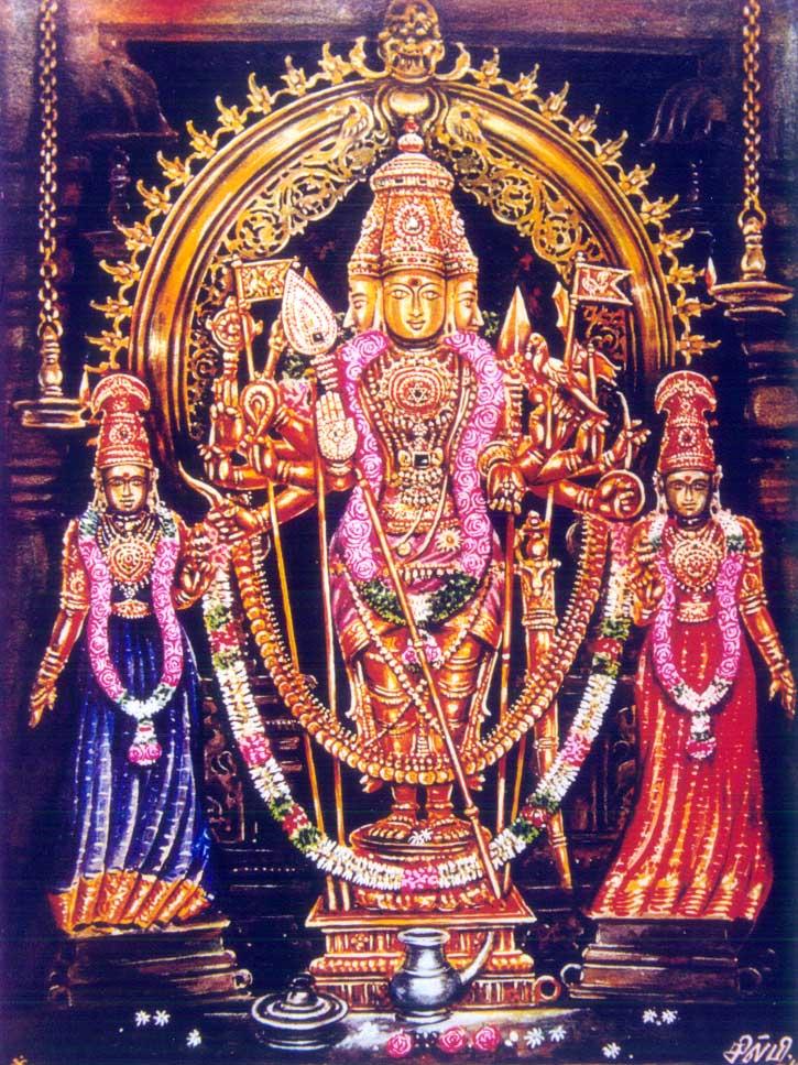 Tiruchendur Shanmugar [42 kb]