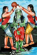 Okanda Malai Muruga web site