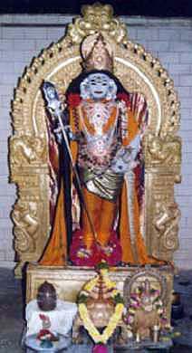 Sri Dandayudhapani Swami, Skandasramam Salem