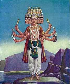 Lord Kraunchabheda
