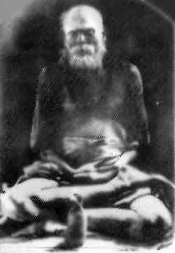 Photo of Pamban Swami at time of his samadhi
