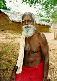 [Param Swami, the resident swami of Kataragama Kæle Kendra from 1993-96]