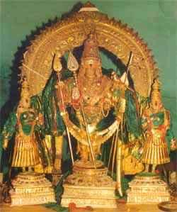 Tiruchendur Utsavar moorthy