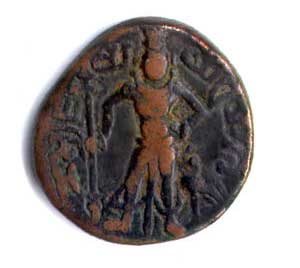 Karttikeya in Early Indian Coinage