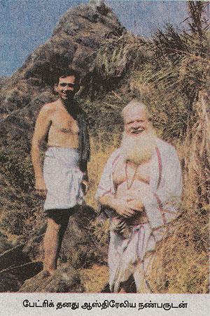 Patrick Harrigan & Carl Vadivela Belle in Tamil Nadu 2000