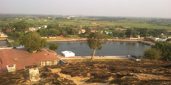 Valliyoor Murugan Temple view