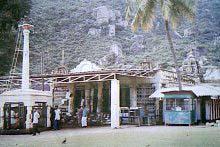 Marudhamalai Murugan Temple