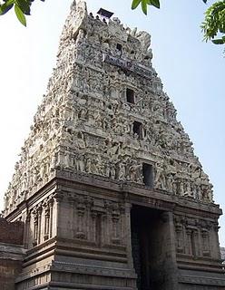 Mayilam Murugan Temple gopuram