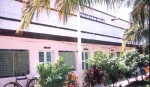 Cottages for visiting devotees