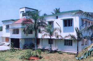 25-bed charity hospital