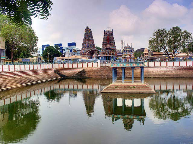 new temple places for new couples